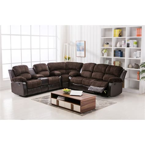 Bairdford Reclining Sectional