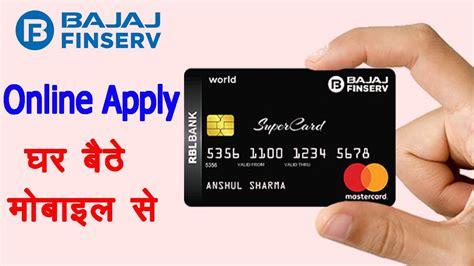 Credit Card To Emi Bajaj Finserv Apply For Loans Emi Finance Credit Card