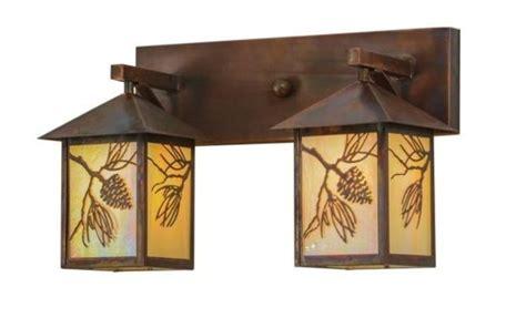 Balsam Pine 2-Light Vanity Light
