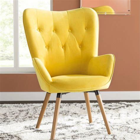 Bamard Tufted Button Back Armchair
