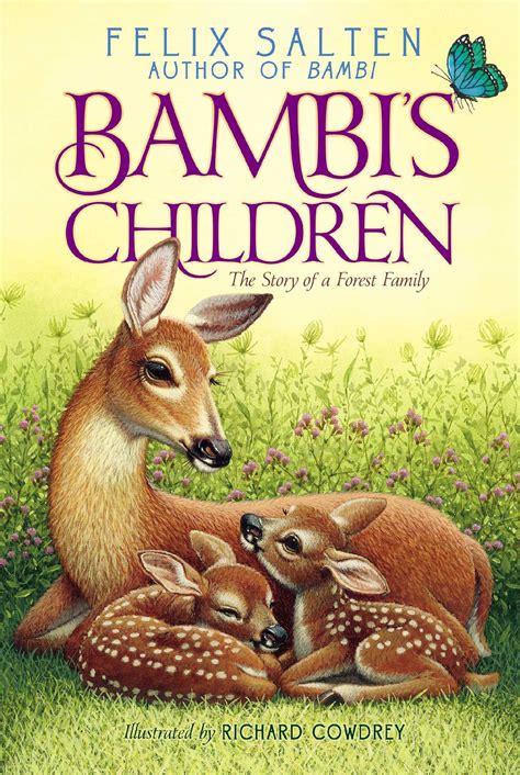 Read Books Bambi's Children Online