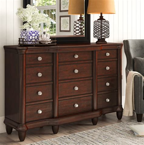 Bancroft Woods 12 Drawer Dresser byAlcott Hill