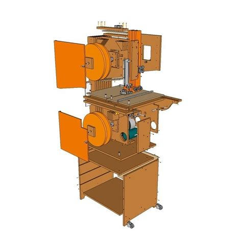 Band Saw Plans Download