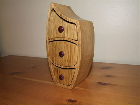 Bandsaw Box Woodworking Plans