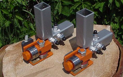 Bandsaw Mill Guides