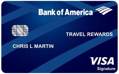 Us Bank Business Credit Card Rewards Bank Of America Travel Rewards Credit Card