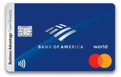 Bank Of America Business Mastercard Credit Card