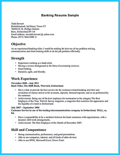 Cover Letter Examples Bank Teller No Experience   Nursing Resume ...