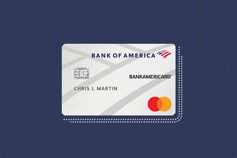 Credit Card Apr 18 Months Bankamericard Credit Card Review Comparecards