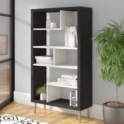 Baptista Wood Cube Unit Bookcase