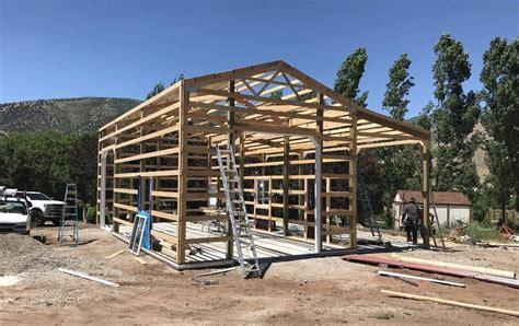 Barn Construction Utah