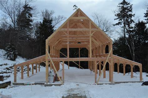 Barn Construction Vermont