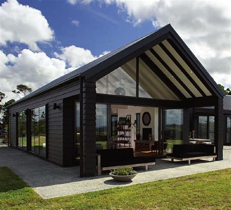 Barn House Plans New Zealand