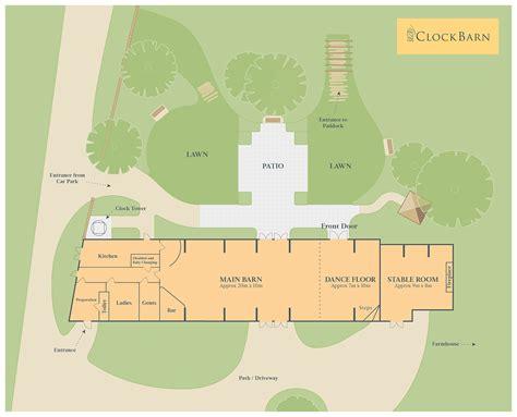 Barn Venue Plans