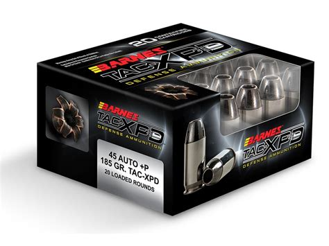 Ammunition Barnes Tac-Xpd Ammunition 45 Acp
