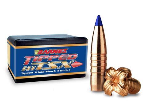 Ammunition Barnes Tipped Triple Shock Ammunition.
