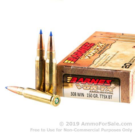Ammunition Barnes Ttsx Ammunition For Sale.