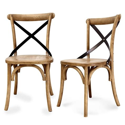 Barnstable Solid Wood Dining Chair (Set of 2)