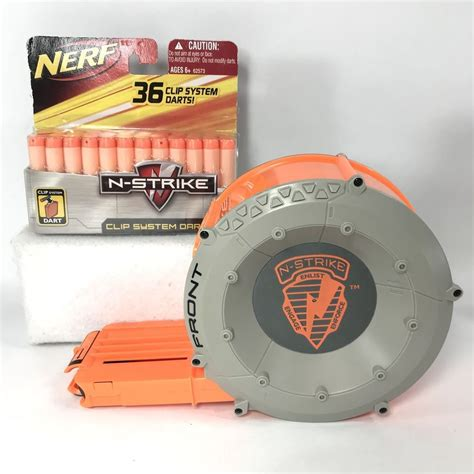 Ammunition Barrel Clip Ammunition.