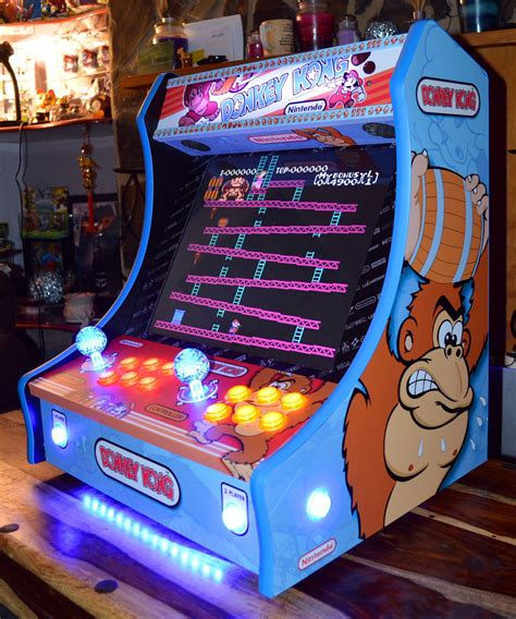 Bartop Arcade Machines