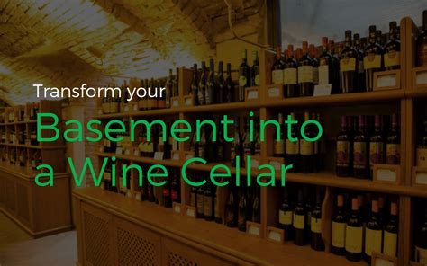 basement wine cellar cheap