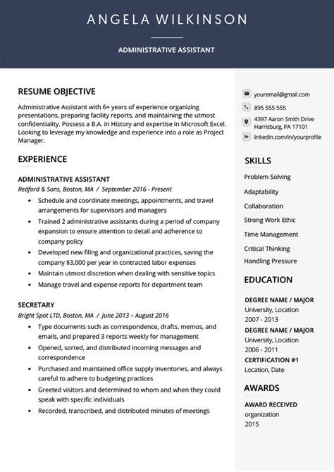 basic resume format samples ats friendly resume templates format 27 samples