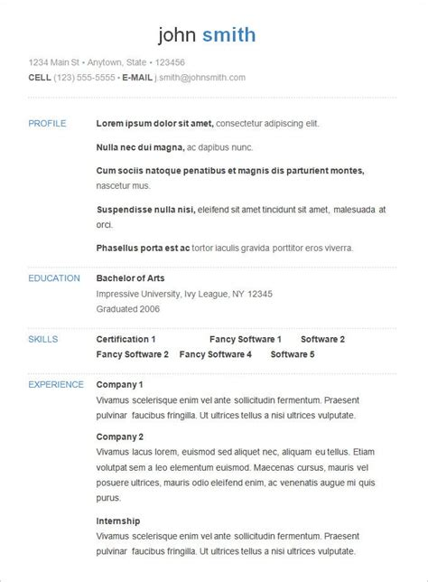 Resume For Manufacturing Word Download Resume Templates For Microsoft Word Resume Template  Online Resume Template Excel with Action Verbs For Resumes Word Basic Resume Template Word Cv Simple Marvellous Free Microsoft Template Wi  Simple Resume Template Word Template How Many References On A Resume Word