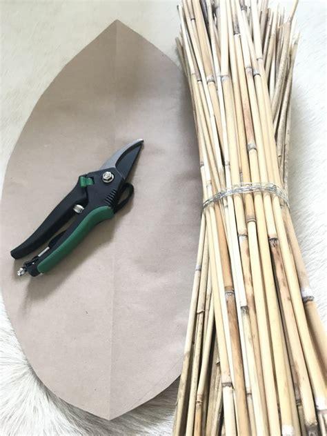 Basteln Mit Bambus