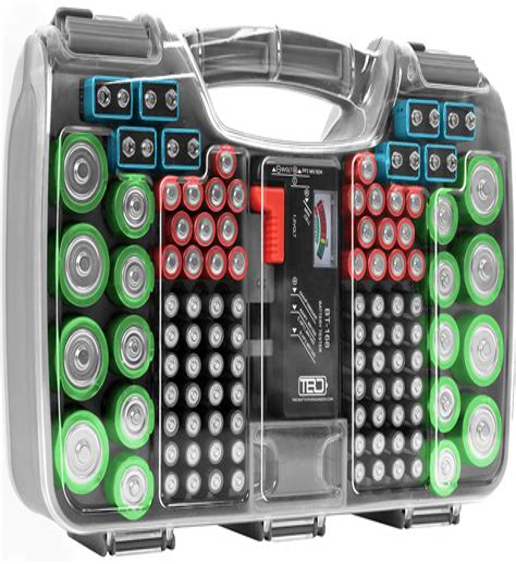 Battery Storage Rack