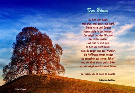 Baum Gedicht