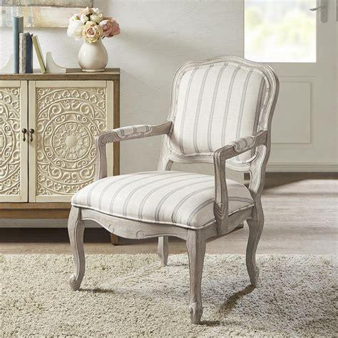 Baynard Camel Back Exposed Wood Armchair