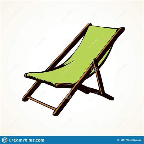 Beach Chair Drawing
