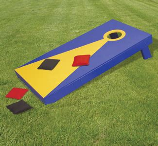 Bean Bag Toss Game Pattern