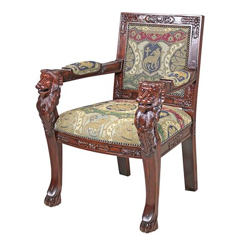 Beardsley Lion Armchair