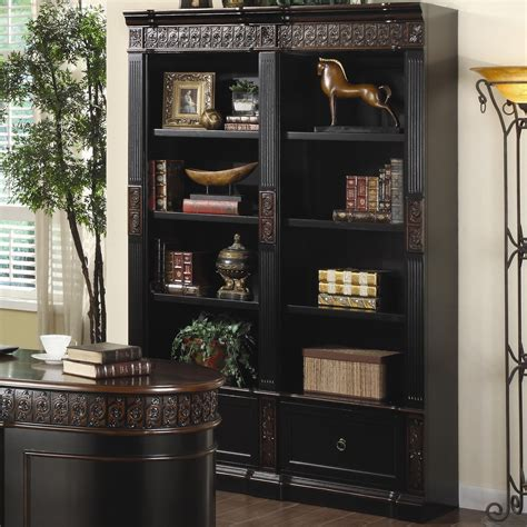 Bearman Accent Shelves Bookcase