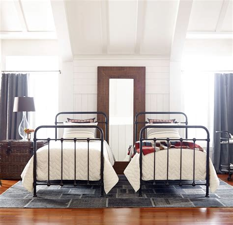 bed frames portland or twin iron beds the american iron bed co