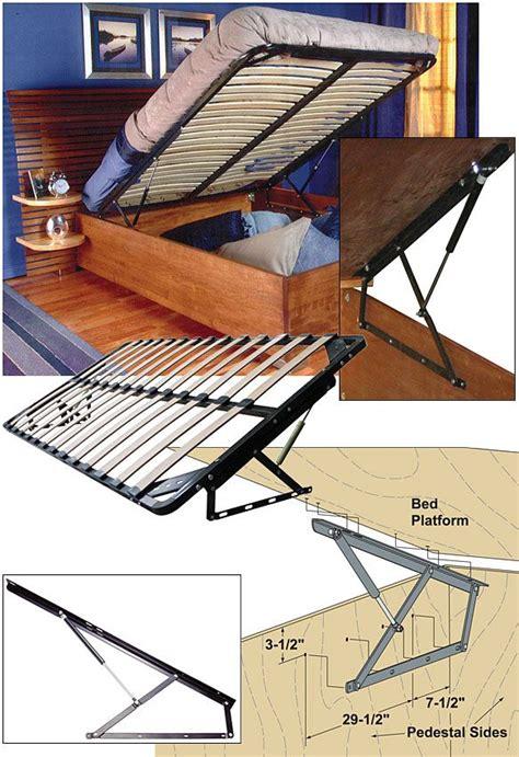Bed Frame Lift Kit