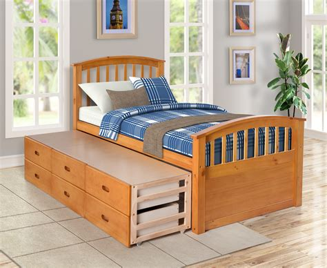 Beds With Drawer Storage Underneath