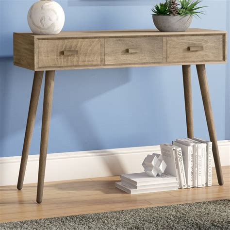 Beem 2 Drawer Console Table