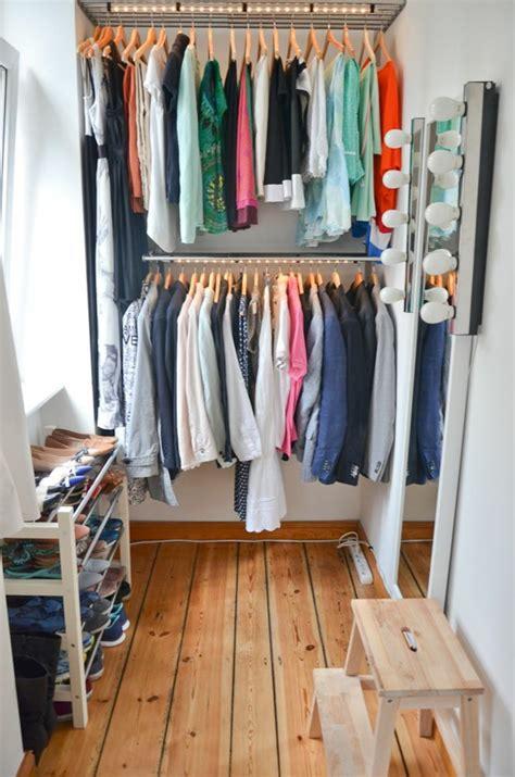 Begehbarer Kleiderschrank Selber Machen