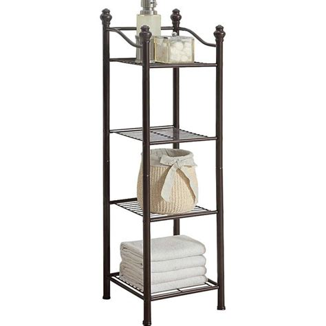 Beland 13 W x 42.9 H Bathroom Shelf