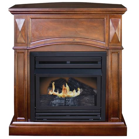 Belmont Compact Natural Gas/Propane Fireplace