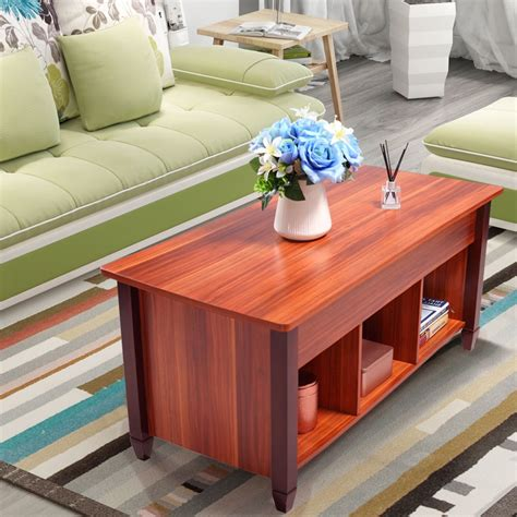 Belsay End Table With Storage