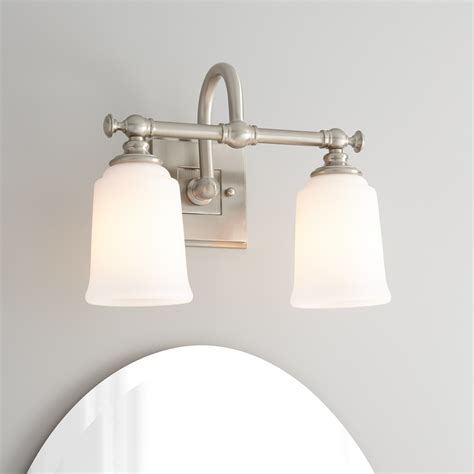 Belvidere 2-Light Vanity Light