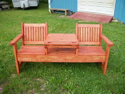 Bench Ideas Outdoor
