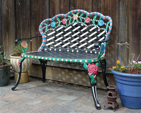 Bench Painting Designs