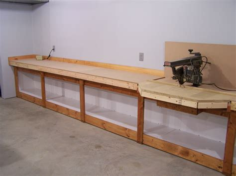 Bench Plans For Radial Arm Saw