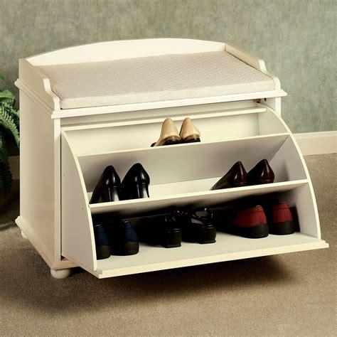 Bench Shoe Storage