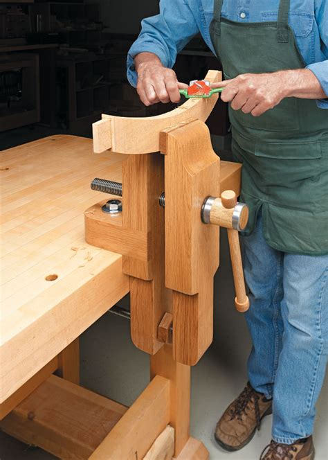 Bench Vice Plans