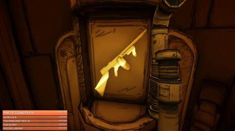 Tommy-Gun Bendy 3 Tommy Gun.